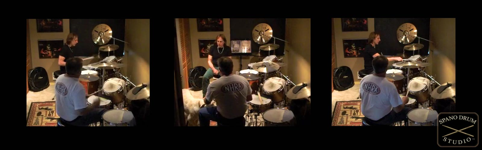 Rick Spano - Seattle Drum Lessons